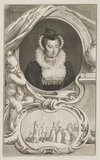 Unknown woman formerly known as Mary, Queen of Scots