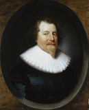 Unknown man, formerly known as Richard Weston, 1st Earl of Portland