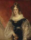 Queen Adelaide (Princess Adelaide of Saxe-Meiningen)