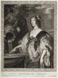 Lucy Hay (née Percy), Countess of Carlisle
