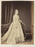 Florence Barbara Maria (née von Sass), Lady Baker