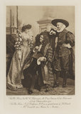 Ethel Anne Priscilla ('Ettie') Grenfell (née Fane), Lady Desborough as Marie de Medici; Sir William Vernon Harcourt as Simon, Lord Harcourt, Lord Chancellor 1710; Arthur James Balfour, 1st Earl of Balfour as a gentleman of Holland