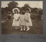Julian Vinogradoff (née Morrell); John Frederic Roger Peel; Catherine Emma Eastwood (née Peel)