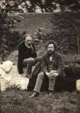 Sir Edward Coley Burne-Jones, 1st Bt; William Morris