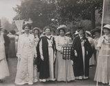 Suffragette March in Hyde Park