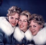 'The Beverley Sisters' (Joy Beverley; Teddie Beverley; Babs Beverley)