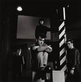 The Smiths (Mike Joyce; Morrissey; Johnny Marr; Andy Rourke)