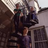 The Jam (Bruce Foxton; Paul Weller; Rick Buckler)