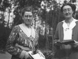 Philippa Strachey; Joan Pernel Strachey