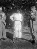 Oliver Strachey; Karin Stephen; G.E. Moore