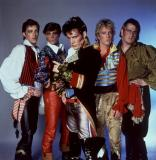 Adam and the Ants (Merrick (Chris Hughes); Terry Lee Miall; Adam Ant; Gary Tibbs; Marco Pirroni)