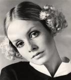 Twiggy Lawson (née Lesley Hornby)