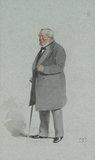 Sir Charles James Freake, 1st Bt