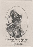 Fictitious portrait called King Stephen
