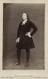 Charles Albert Fechter as Lagardere in 'The Duke's Motto'