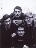Peter Edward Cook; Jonathan Miller; Dudley Moore; Alan Bennett