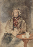 Unknown man, formerly known as John Clare