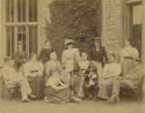 The Strachey family