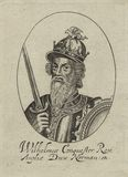King William I ('the Conqueror')