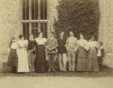 The Strachey children
