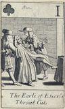 'The Earle of Essex's Throat Cut' (Arthur Capel, 1st Earl of Essex; John Holland; Major Webster)