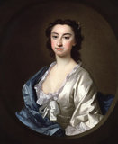 Susannah Maria Cibber (née Arne)