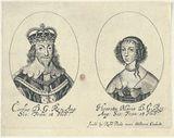 King Charles I; Henrietta Maria