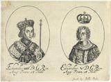 King Edward IV; fictitious portrait called King Edward V