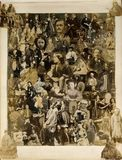 Collage of 101 figures
