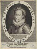 John Harington, 2nd Baron Harington of Exton