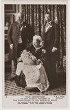 Four Generations (King Edward VII; Prince Edward, Duke of Windsor (King Edward VIII); Queen Victoria; King George V)