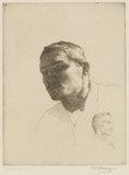 William Strang; Ernest Sichel