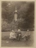 Sir John Everett Millais, 1st Bt; John Bright; Henry James, 1st Baron James of Hereford