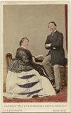 Princess Mary Adelaide, Duchess of Teck; Prince Francis, Duke of Teck