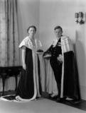 Quintin McGarel Hogg, 1st Baron Hailsham of St Marylebone; Mary Evelyn Hogg (née Martin), Viscountess Hailsham