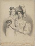 Queen Victoria; Princess Victoria, Duchess of Kent and Strathearn
