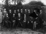 The staff of the Kelmscott Press