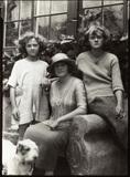 Jeanne Du Maurier; 'Muriel Beaumont', Lady Du Maurier; Daphne Du Maurier