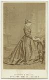 Lizzie Weston (née Elizabeth Jackson)