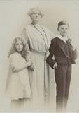 Lady Mercy Marter (née Greville); Frances Evelyn ('Daisy') Greville (née Maynard), Countess of Warwick; Hon. Maynard Greville