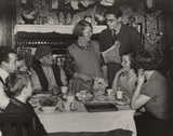 'Tea Table Politics' (Richard Crossman talks to Mr and Mrs Robbins)