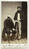 Horace Waller; Henry Rowley