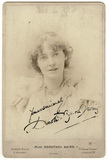 Dorothea Baird (Mrs H.B. Irving)
