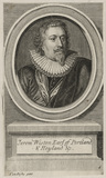 Richard Weston, 1st Earl of Portland
