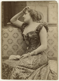 Julia Emilie Neilson as Princess Pannonia in 'The Princess and the Butterfly'