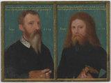 Gerlach Flicke; Henry Strangwish (Strangways)