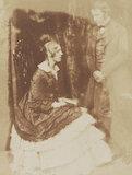 Lady Georgina Elizabeth Wharncliffe (née Ryder); John Stuart-Wortley, 2nd Baron Wharncliffe