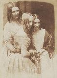 Jane Webster (née Binny); Justine Gallie (née Monro); Mrs Marrable (née Binny)