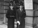Blanche Isabella (née Lascelles), Lady Lloyd; George Ambrose Lloyd, 1st Baron Lloyd