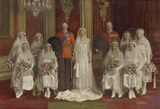 'The Wedding of 6th Earl of Harewood and Princess Mary'
